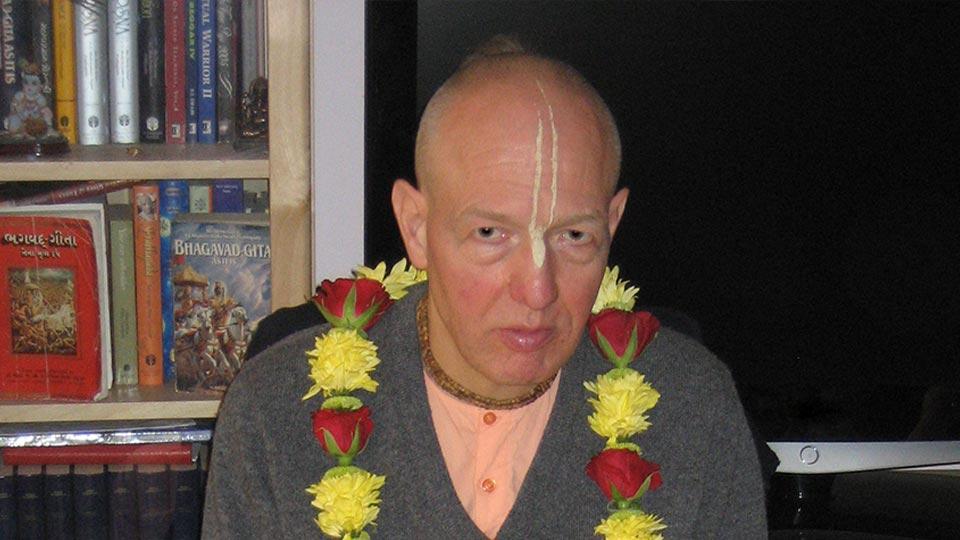 Jivapati Das Brahmachari