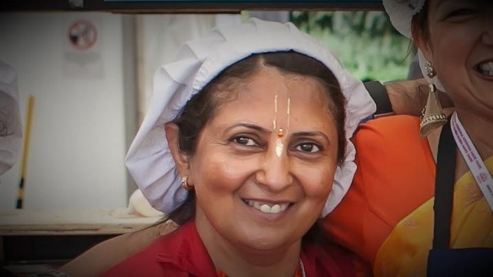 Priya Sakhi Devi Dasi (Panna Rasiklal Mulji)