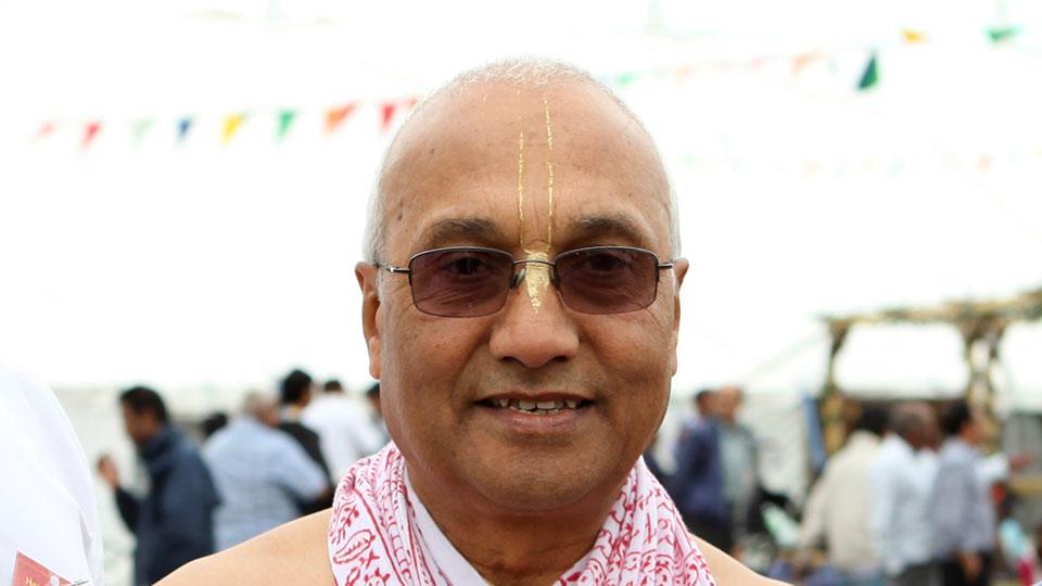 Vrajnath Das