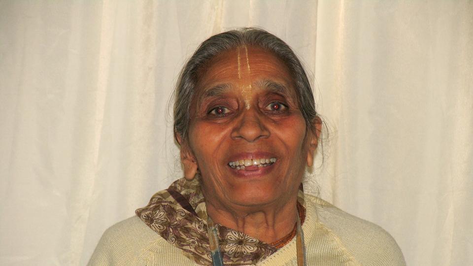 Padmavati Devi Dasi