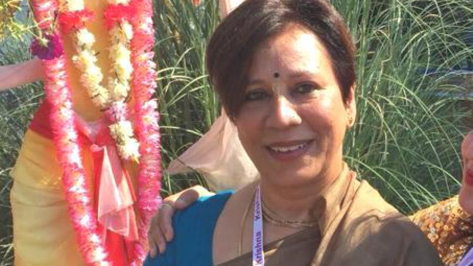 Bhava Bhakti devi dasi